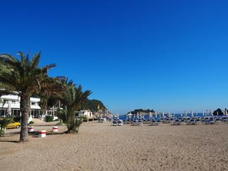 Sandstrand in Port de San Miguel - Ibiza
