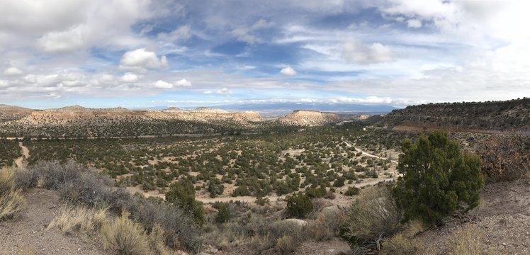 NM502 near Los Alamos