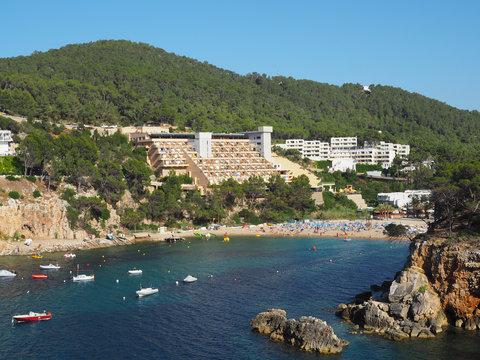 Port de San Miguel auf Ibiza