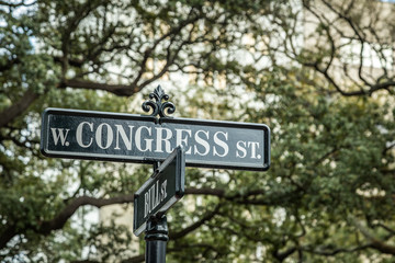 Congress and Bull Street