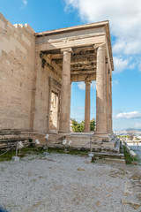 Athens - remains of ancient culture