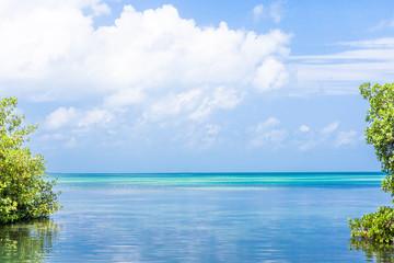 Belize, Central America, tropical paradise.