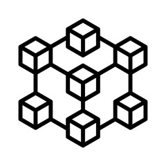 Decentralized blockchain network cryptocurrency