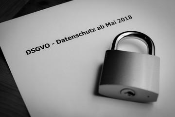 Datenschutz-Grundverordnung DSGVO ab Mai 2018