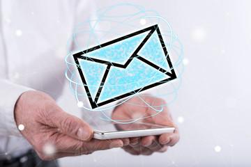 Concept of e-mail