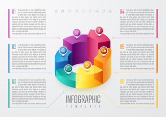 Infographie Business