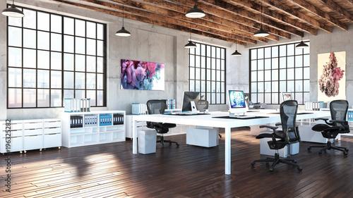 industrial office flooring. Modern Industrial Office Flooring