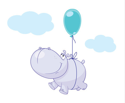 Hippo Cartoon Stock Photos And Royalty Free Images Vectors And Illustrations Adobe Stock