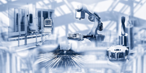 Industrie und Produktion