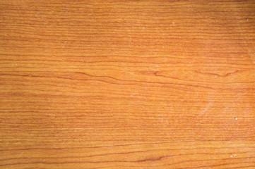 Old wooden furniture board, color - ocher