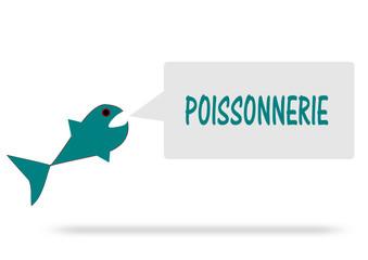 poissonnerie,pancarte