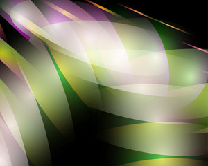 Abstract background composed of simple elements