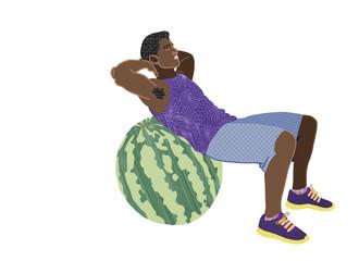 Melon Abs