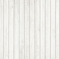 White wood pattern and texture  background.