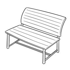 vector of bench