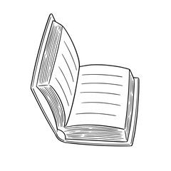 vector of book