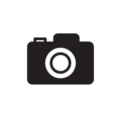 pocket camera  filled vector icon. Modern simple isolated sign. Pixel perfect vector  illustration for logo, website, mobile app and other designs
