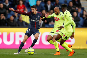Ligue 1 - Paris St Germain vs Angers