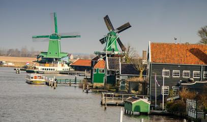 Classic Dutch houses