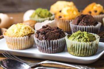 Muffin Cake, tea cake, chocolate cake, walnut cake,
