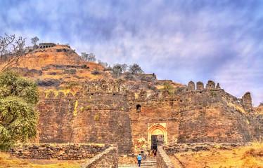 Devagiri Fort in Daulatabad - Maharashtra, India