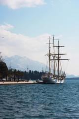 Porto Montenegro . Bay of Kotor, Tivat, Montenegro