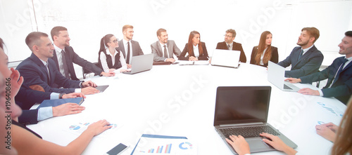 Meeting Of Shareholders Of The Company At The Round   Table.