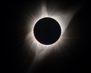 Total solar eclipse in United States, August 2017