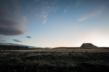 Central Oregon Hills
