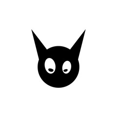 monster icon. Element of horror stories elements illustration. Premium quality graphic design icon. Signs and symbols collection icon for websites, web design, mobile app