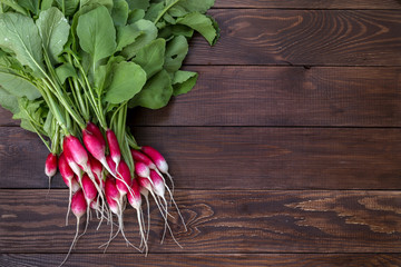 Image with radishes