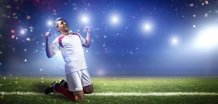 Goal celebration