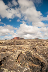Parco Nazionale Timanfaya a Lanzarote, Isole Canarie