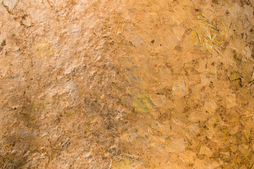 Gilding gold sheet background, Gold background texture,The gold leaf on the back of Buddha stat
