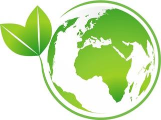 Umweltschutz Wall mural