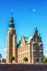 Rosenborg Castle and The King's Garden