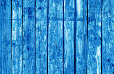 Wooden fence pattern in navy blue tone.
