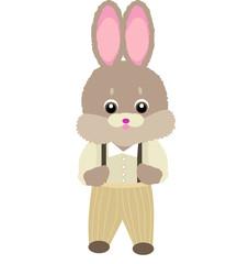 Easter Bunny rabbit in Bunny costume