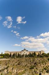 Toledo ,  city located in central Spain: Toledo Infantry Academy (academia de infanteria)