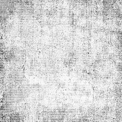 The texture of the old surface in cracks, chips, dust. Background black and white grunge style
