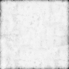 White grunge background. The texture of the old surface. Abstract pattern of cracks, scuffs, dust