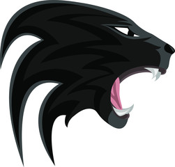Just panther... Black... So black... Maybe beautiful...