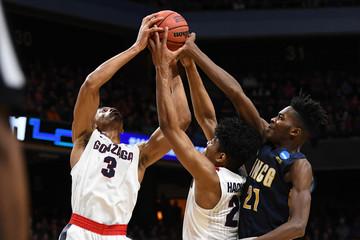 NCAA Basketball: NCAA Tournament-First Round-UNCG vs Gonzaga