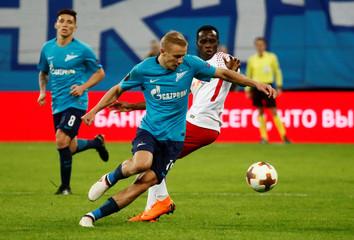 Europa League Round of 16 Second Leg - Zenit Saint Petersburg vs RB Leipzig