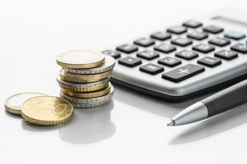 Konzept Finanzen