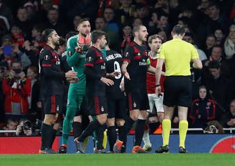 Europa League Round of 16 Second Leg - Arsenal vs AC Milan