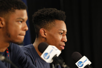 NCAA Basketball: NCAA Tournament-Detroit Practice