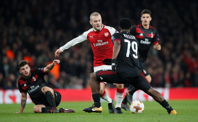Europa League Round of 16 Second Leg - Arsenal vs AC Milan