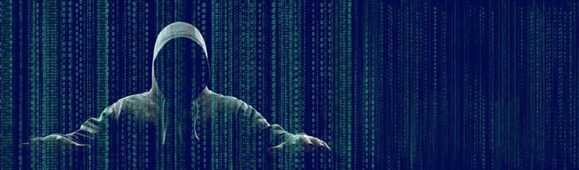 Hacker - Cyber Kriminalität