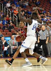 NCAA Basketball: NCAA Tournament-First Round-North Carolina State vs Seton Hall